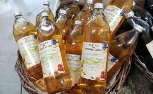 Jus de pommes BIO Bourg-en-Bresse